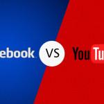 Qual é a melhor plataforma para publicar vídeos, Youtube ou Facebook?
